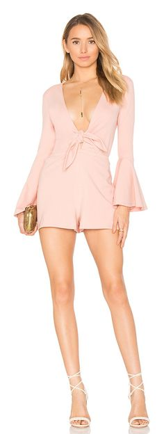 1960 x REVOLVE Lennox Romper by House of Harlow 1960. 95% cotton 5% spandex. Dry clean only. Front tie closure. Body measures approx 31 in lengthLeg opening measures approx 30. HOOF-WR24. HHRO140 R16. Launched in 2009, the House of Harlow 1960 collection was born from creator Nicole Richie'... #houseofharlow1960 #dresses