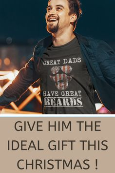 Great Dads Have Great Beards on Xmas Day! | gift for dad, gift s for dad, dad presents, dads gift ideas, gift ideas dad, dad gifts, gifts for dad christmas, dad gifts for christmas, christmas gift dad, gift dad, dad gift ideas