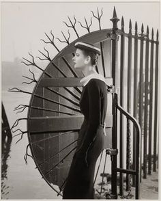 The Terrier and Lobster: Photographer Norman Parkinson