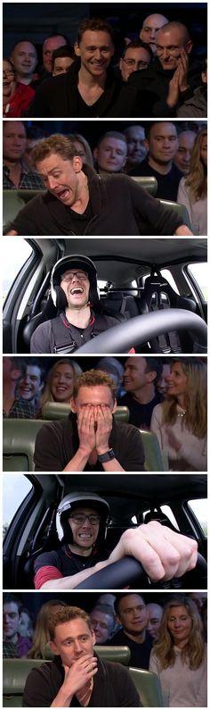 Top Gear + Tom Hiddleston = Amazing!!!
