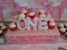 Pink Princess Birthday Party Ideas | Photo 1 of 8 | Catch My Party