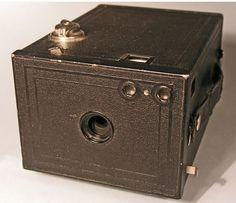 Brownie - made by Kodak around the 1900s