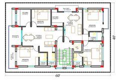 Little House Plans, Unique House Plans, Indian House Plans, Beautiful House Plans, New House Plans, Small House Plans, Bungalow Floor Plans, Modern House Floor Plans, Duplex House Plans