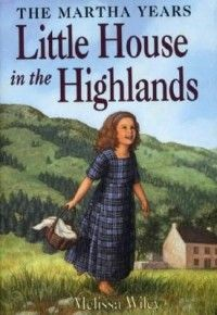 Little House in the Highlands  a series of books about Laura Ingalls Wilder's great grandmother in Scotland.  M will love these
