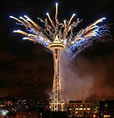 Seattle New Year