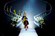 Le défilé Dior prêt-à-porter automne-hiver 2007-2008