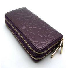 Chrissy Wallet in Purple $26.75 for Kay