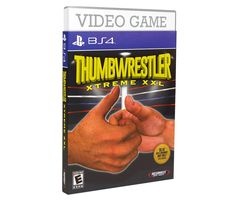 Thumb Wrestler/BS4 Video Game Size