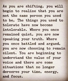 becoming wiser allows me to know my worth. and my is astronomical. it makes a hell of a difference in this world and i have the right to be and do exactly who i am.