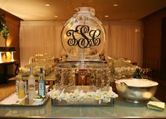 Pin Martini Luge A Jubilee Event Wedding Inspiration For The Jubilant