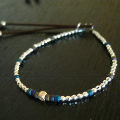 CATHERINE MICHIELS(キャサリンミッシェル)/Mosaic beads 2,5mm + 14kt YG cube on faceted ss beads/アパレルセレクトショップ -トリーザンオンライン
