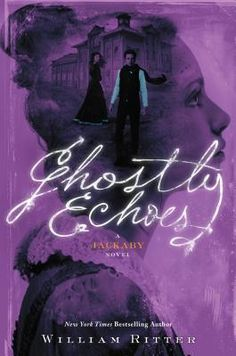 Ghostly Echoes: A Jackaby Novel. We all LOVE Will's books. He will be with us at our Poulsbo store 8/10 1pm. Join us for Jackaby stories and pizza.