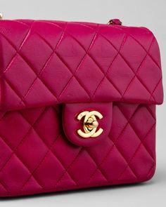 Chanel fuchsia