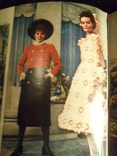 1970 fashion article photo