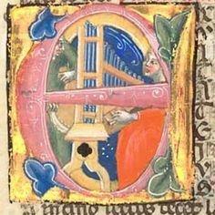 Svatojiřský breviář, 1330-1370, Bologna. Univ.Bibliothek Praha, Czech republic, VII. F. 26a, fol. 23v