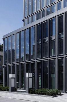 Max Dudler — Hochhausensemble Ulmenstrasse, Frankfurt am Main