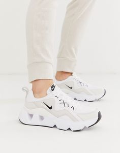 nike rise 365 femme blanche