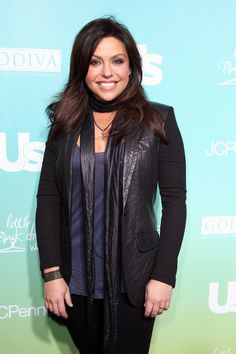 Rachel Ray. Love her endless energy and growing empire!