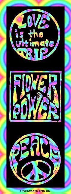 Flower Power:  #Flower #Power.