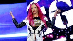 WWE has been building to The Boss vs. The Champ on WWE television for some time now. In many ways, it has been building since the Royal Rumble and Wrestlemania because many people feel that Sasha . Black Wrestlers, Wwe Wrestlers, Bailey Wwe, Wrestlemania 33, Wwe Sasha Banks, Vince Mcmahon, Wwe Wallpapers, Raw Women's Champion, Charlotte Flair