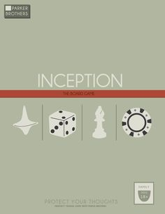 inception - the board game