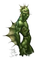 swamp monster - Google Search