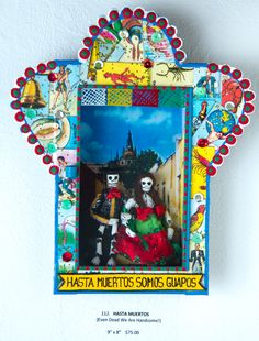 Hasta Muertos (Even Dead We Are Handsome!) by Jose Antonio Madrazo.