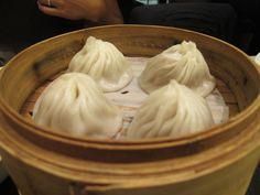 Soup Dumplings in Hong Kong #food #dumplings