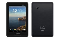 Verizon announces its own 7-inch Android tablet, the first product ...