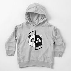 Panda Head, Nike Jacket, Pullover, Unisex, Hoodies, Printed, Awesome, Sweaters, Kids