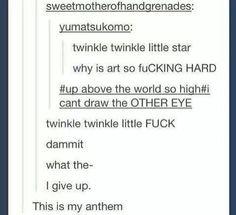 My anthem