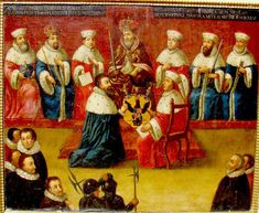 """The growing influence of the Radziwiłł family was further bolstered when, during a diplomatic mission to emperor Charles V and Ferdinand I.Nicholas""""Black""""Radziwill and his cousin (and brother his mistress #Barbara)Mikołaj """"Red"""" received a hereditary title of Prince (Reichsfürst (SRI)).He formed an alliance with his cousin Mikołaj """"the Red"""" Radziwiłł against other notable Lithuanian families in the rivalry for the dominant status in the Great Duchy of Lithuania."""
