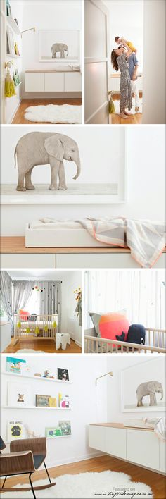 tiny tribe magazine | Showcasing stylish children's interiors | {The Brick House}