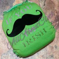 If you mustache, I'm Irish