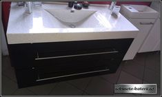 Mobilier baie suspendat Denver 100 cm Denver, Sink, Vanity, Bathroom, Home Decor, Sink Tops, Dressing Tables, Washroom, Vessel Sink