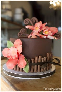 602 Best Chocolate Cakes Images Birthday Cakes Cupcake Cakes