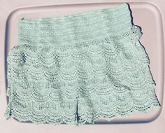 Lace shorts by KrystylsTrendyFinds on Etsy