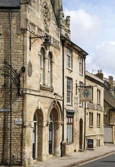 Stamford - Lincolnshire, England