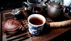 A tea that you have to try ! Aged mystical Chinese tea Puerh. Trust me or not, this tea is legendary.
