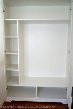 Built-in Wardrobe configuration