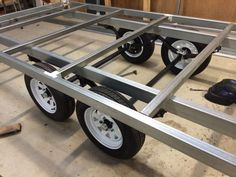 Trailers in One - Box, Car and Flat Top. the Box Top Trailer. Three Trailers in One - Box, Car and Flat Top. The Box Top Trailer. - AllThree Trailers in One - Box, Car and Flat Top. The Box Top Trailer. Tilt Trailer, Work Trailer, Trailer Plans, Tiny House Trailer, Trailer Build, Teardrop Trailer, Camping Trailer Diy, Custom Trailers, Cargo Trailers