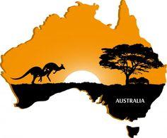 Австралия «сползает» на север