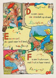 Rie Cramer ABC-D-E- F | Flickr - Photo Sharing!: