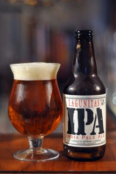 Lagunitas: IPA (6.2%) American style IPAs are the poster-beers of the craft beer movement - the downside of which is they have rather overshadowed the traditional English IPA. Still, every brewery wants to make one - bursting with zesty tropical fruit flavours but perfectly balanced with a little malt sweetness and never so bitter as to make you wince.