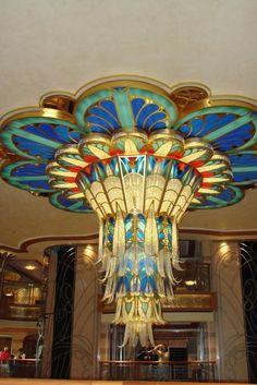Guimard chandelier c 1910 art nouveau design by hector guimard art deco by tlkenyon aloadofball Image collections