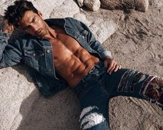 One that didnt make the cut! Shot at the in Joshua Tree for an upcoming editorial with & ? Mitchell Wick, Male Models Poses, Rugged Men, Arab Men, Fashion Photography Inspiration, Muscular Men, Attractive Men, Good Looking Men, Gorgeous Men