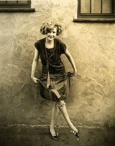 Joyce Compton, 1926, vintage actress