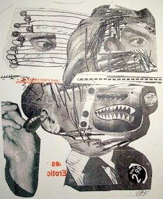 bast onassis Bast's Print, Collage and Gallery Art