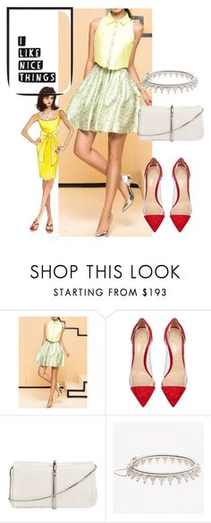 """""""DRESS"""" by masayuki4499 ❤ liked on Polyvore featuring Gianvito Rossi and 3.1 Phillip Lim"""