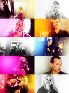 I'm the Doctor, this is Rose Tyler. She's my plus one. Is that all right?